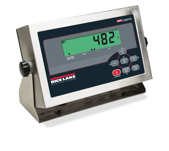 Rice Lake RoughDeck® Rough-n-Ready Floor Scale System