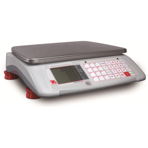 Ohaus Aviator 7000 Advanced Price Computing Retail Scale - Discount Scale