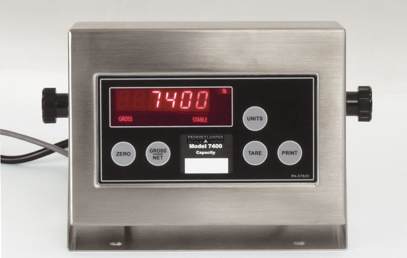 Pennsylvania 6200 Series Bench Scale - Discount Scale