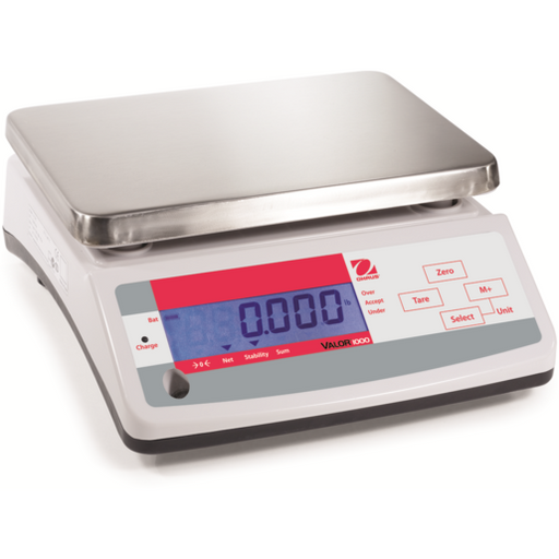 Ohaus Valor 1000 Compact Bench Scale - Discount Scale