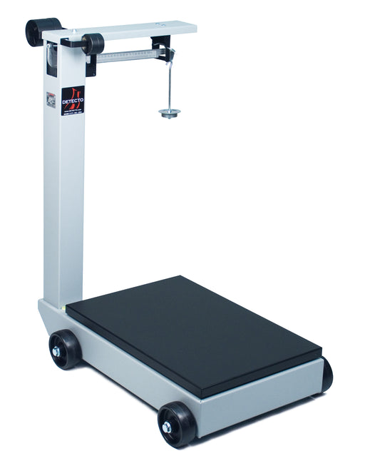Cardinal Portable Mechanical Weighbeam Floor Scale