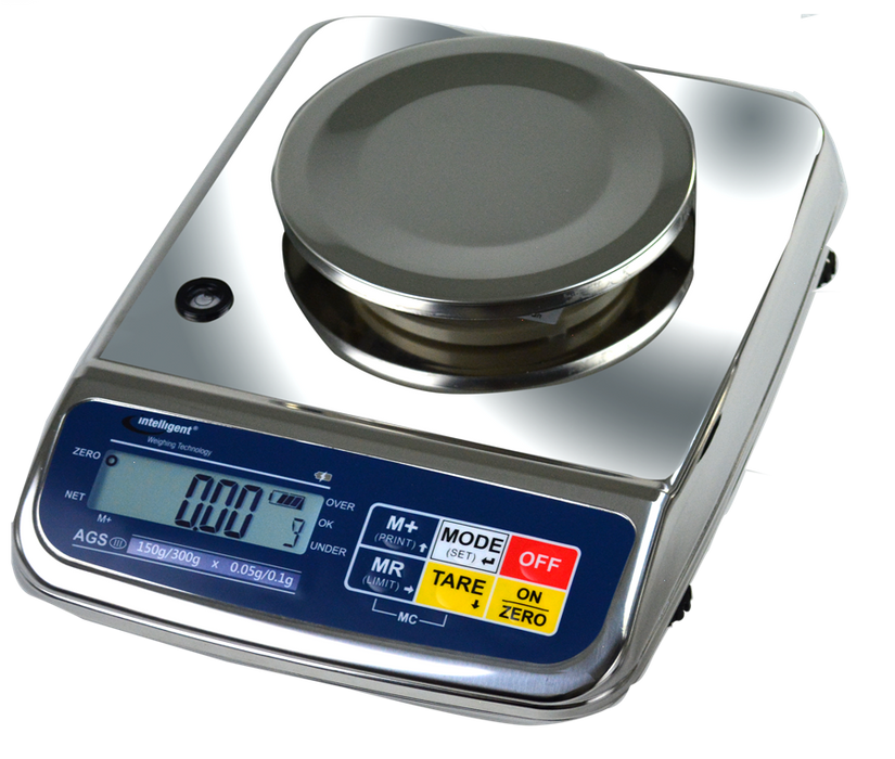 Intelligent Weighing AGS Series Precision Balance - Discount Scale