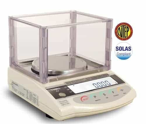 Intelligent Weighing AJ High Precision Balance - Discount Scale