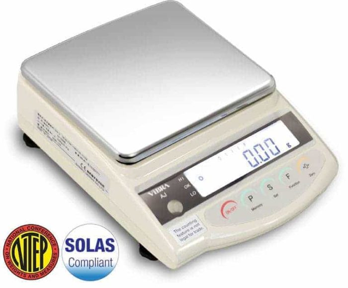 Intelligent Weighing AJ Precision Balance - Discount Scale