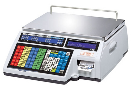 CAS CL5500B Label Printing Scale - Discount Scale