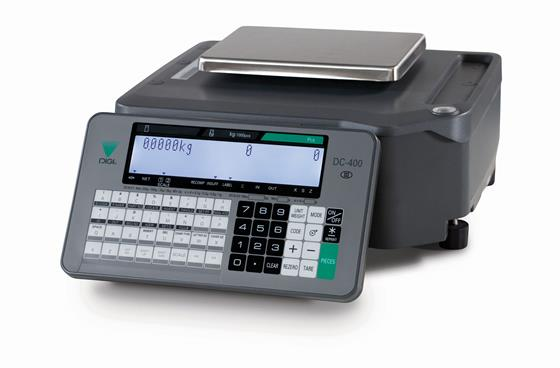 DIGI DC-400 Series Counting Scale