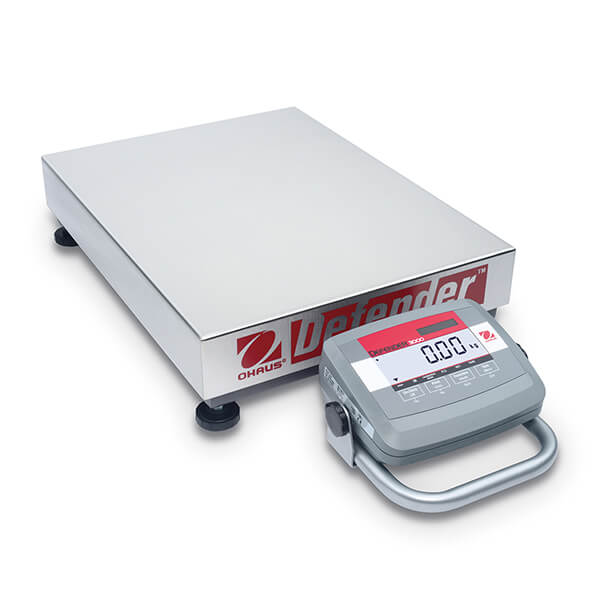 Ohaus Defender 3000 Low Profile Bench Scale