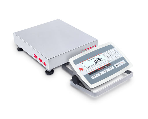 Ohaus Defender 5000 Washdown Low Profile Bench Scale (D52) - Discount Scale