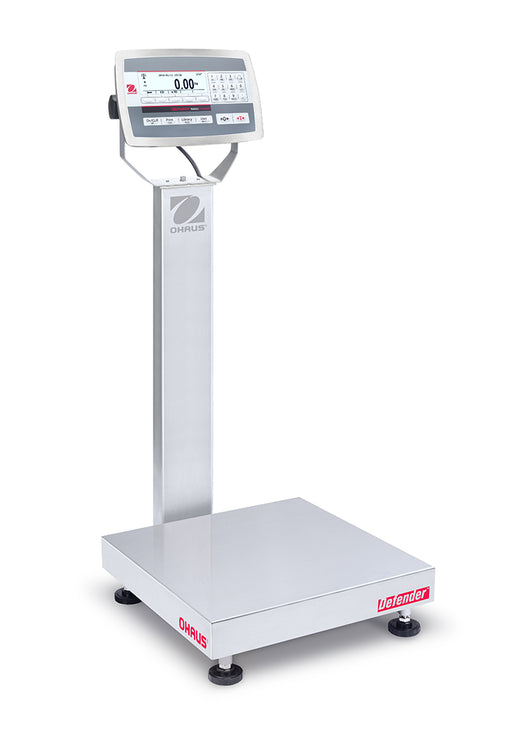 Ohaus Defender 5000 Washdown Bench Scale (D52) - Discount Scale