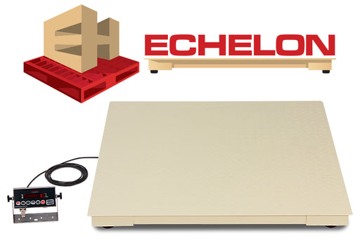 Cardinal Echelon EH Series Economical Floor Scales