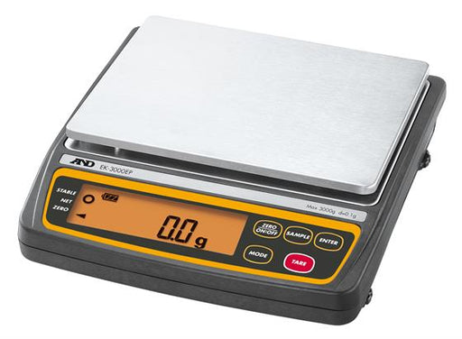 A&D Weighing EK-AEP Series Intrinsically Safe Compact Balances