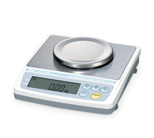A&D Weighing EW-i Series Compact Balance