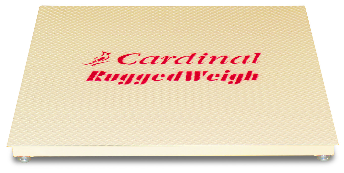 Cardinal RuggedWeigh Economical Floor Scales