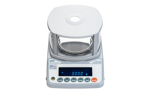 A&D Weighing FX-iWP Series Precision Balance