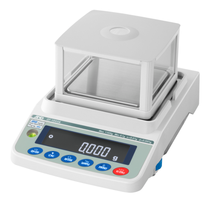 A&D Weighing GF Apollo Series Legal for Trade Precision Balance