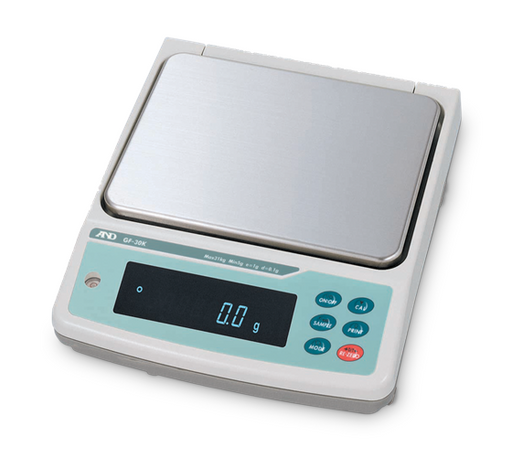 A&D Weighing GF/GX-K Series Precision Balance