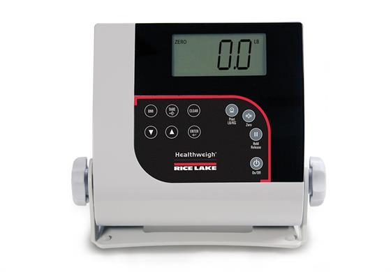 Rice Lake 250-10-2 Bariatric Handrail Scale - Discount Scale