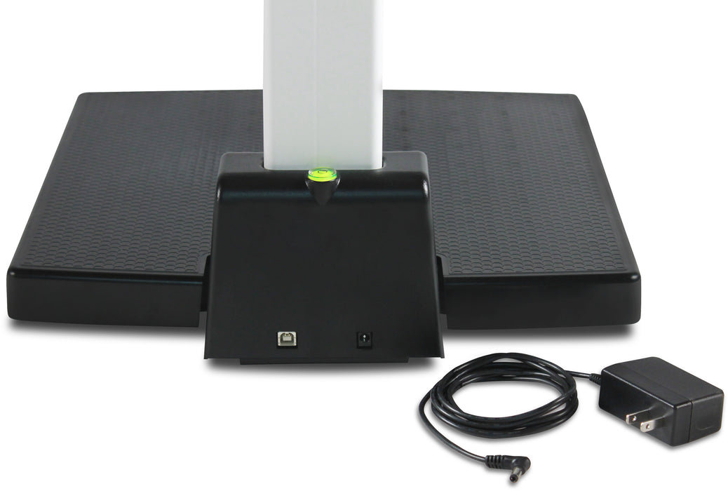 Detecto Icon Digital Scales with Sonar Height Rods