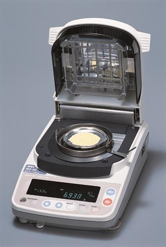 A&D Weighing MS/MX/MF/ML Series Moisture Analyzer