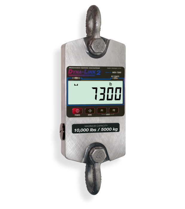 MSI 7300 Dyna-Link 2 Tension Dynamometer - Discount Scale
