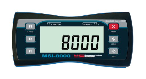 MSI 8000 RF Remote Display - Discount Scale