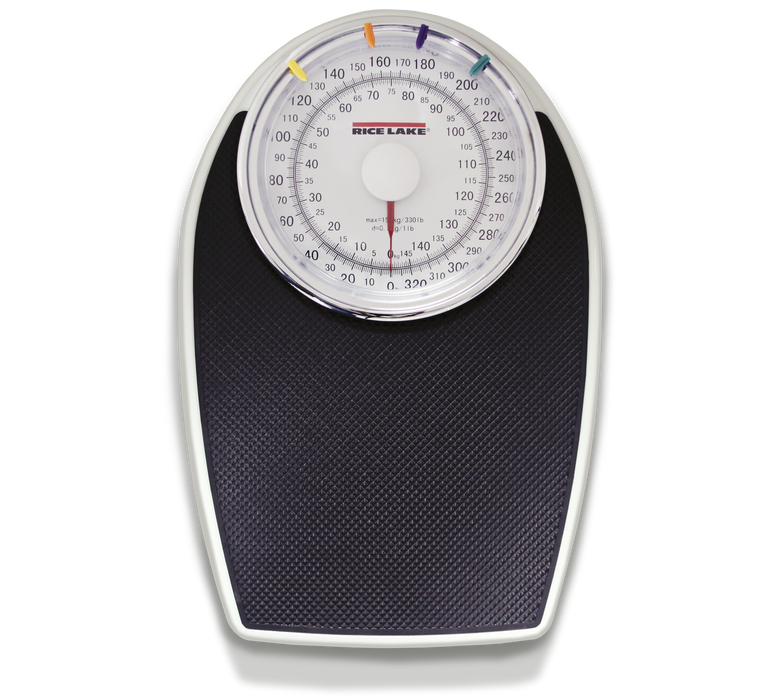 Rice Lake RL-330HHD/RL-330HHL Dial Home Health Scale - Discount Scale