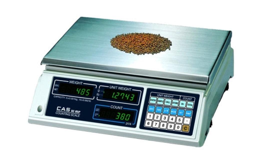 CAS SC Series Counting Scale