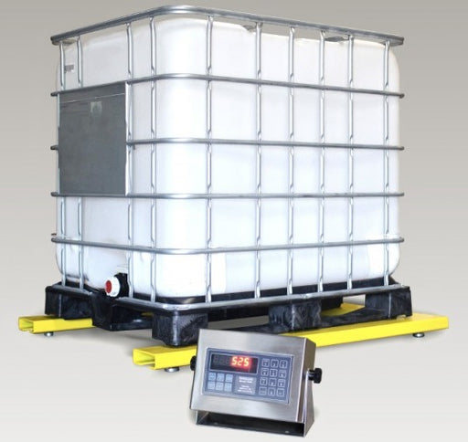 Pennsylvania U6600 Series Low-Profile Bulk Container Scale