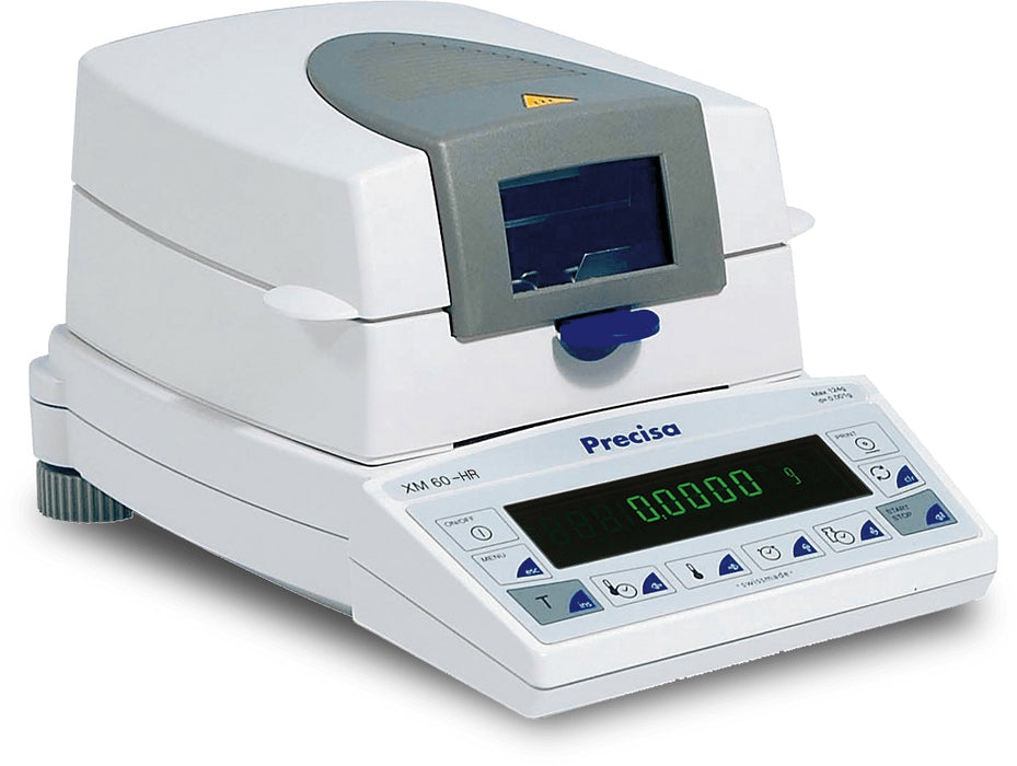 Precisa XM Series Moisture Analyzer - Discount Scale