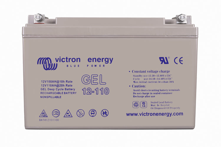 Victron Energy AGM Super Cycle Battery 100 Ah