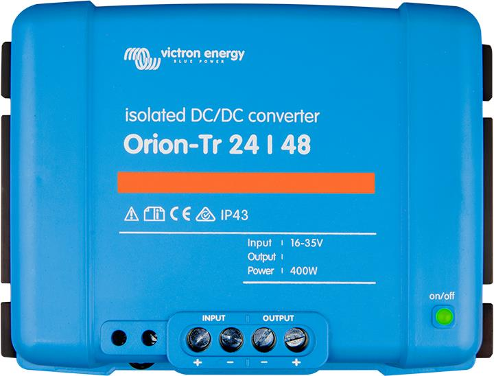 Victron Orion-Tr 24/48-8,5A (400W)