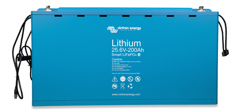 Victron Smart Lithium LiFePO4 battery 12V 24V Solar 4WD Caravan /w Bluetooth