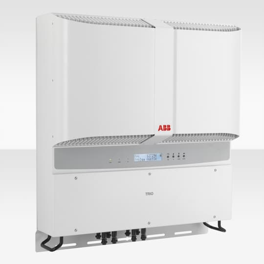 ABB PVI 12500TL Three Phase Solar Inverter
