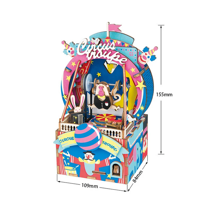 Robotime New Arrival Music box - Dream Series - Amusement Park