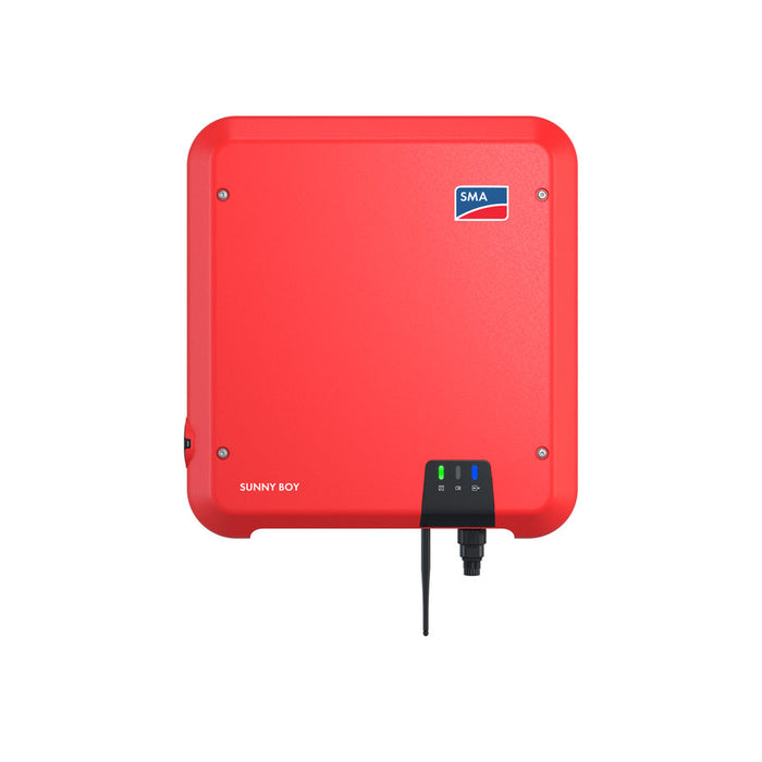 SMA Sunnyboy 4.0-1AV-40 4kW 1 Phase 2 MPPT Solar Inverter WIFI 5 Year Warranty