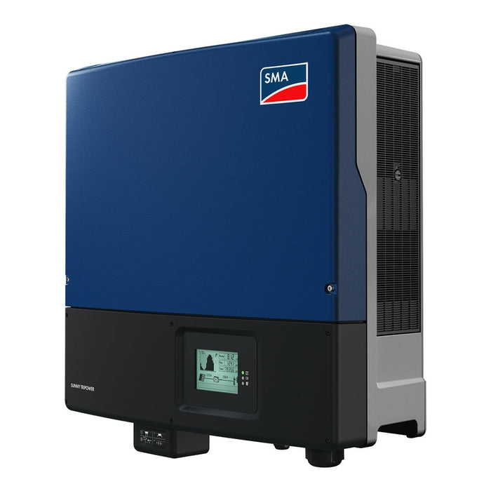 SMA Sunny Inverter Tripower 20000TL 3 phase 20kW 2 MPPT Solar Inverter WIFI 5 Year Warranty