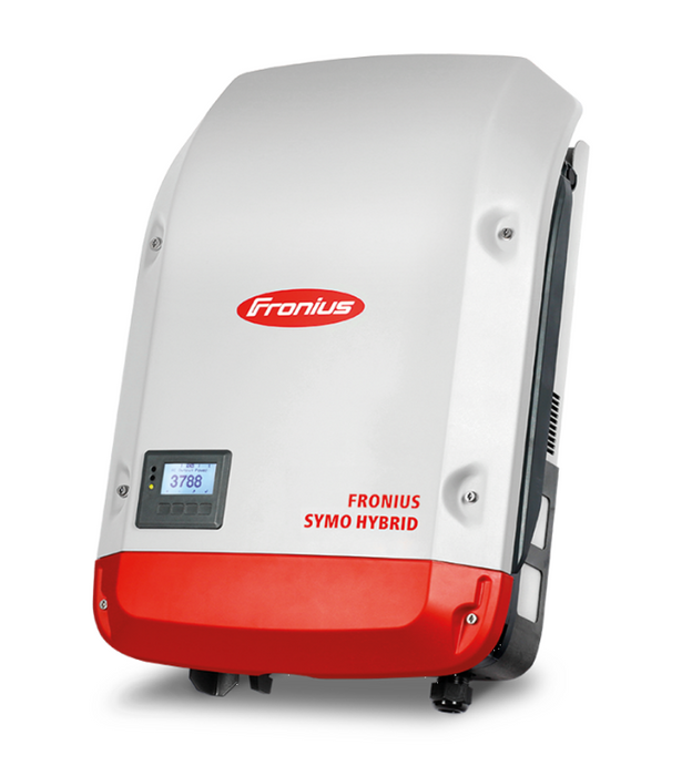 Fronius Symo Hybrid 5.0-3-S 5000w 3 Phase MPPT with Battery Charger WIFI