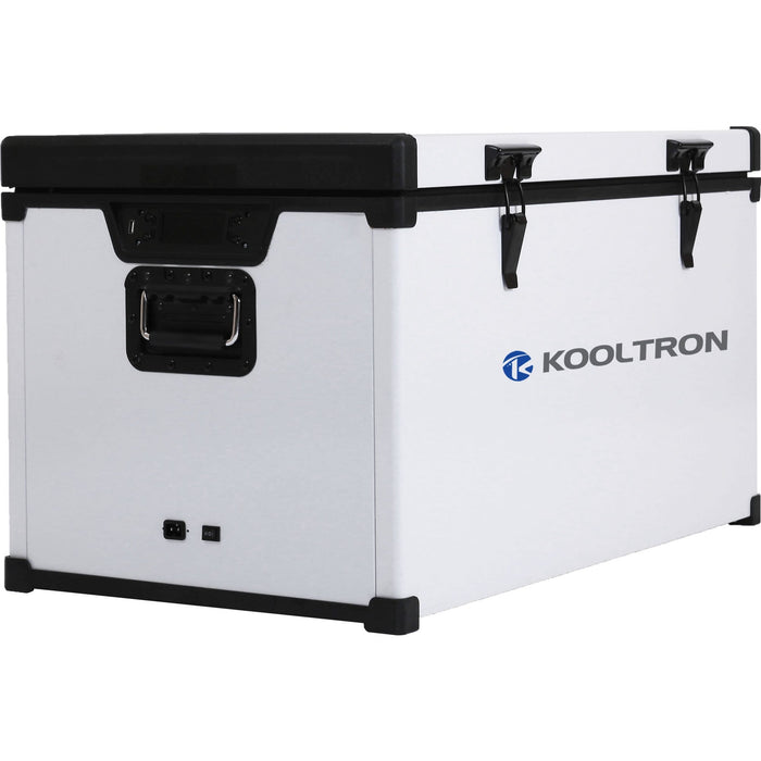 Kooltron 82L Low Profile Single Compartment Fridge / Freezer Camping 12v 24v 240v - Ozimall
