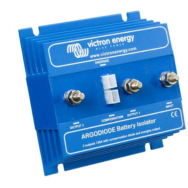Victron Argodiode 160-2AC Battery Isolator for 2 batteries 160A Boat Caravan