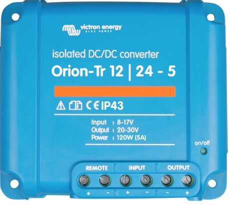 Victron Orion-Tr 48/12-9A (110W)