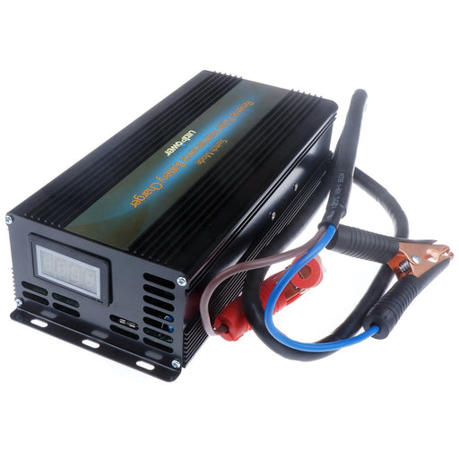 Ultipower 24V 20A Battery Charger Portable Caravan Boat With Switch Mode Design - Ozimall