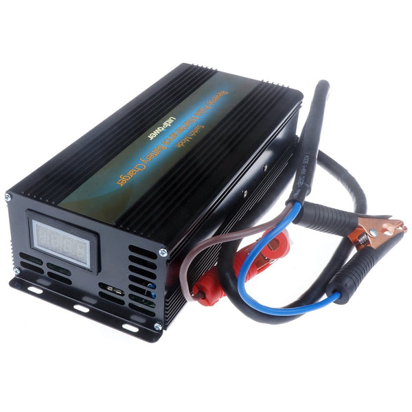 Ultipower 48V 10A Battery Charger Portable Caravan Boat Golf Cart
