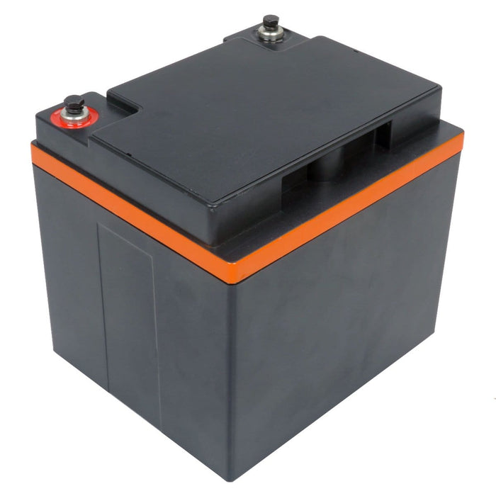 Pro Power 12V Volt 55ah Lithium LiFePo4 High Discharge 5C Battery Solar 4WD Caravan - Ozimall