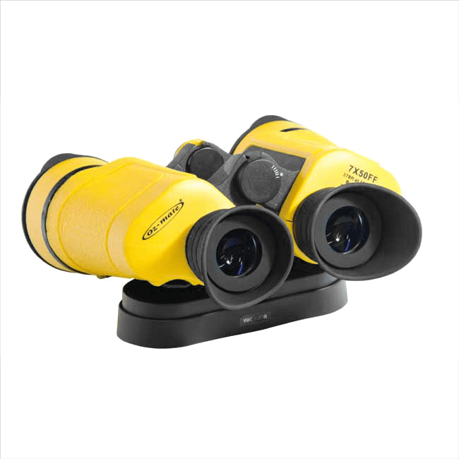 Oz-mate Skipper Porro Waterproof 7X50 Zoom Portable Binoculars Camping Outdoor - Ozimall