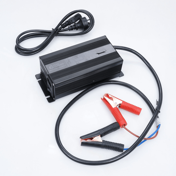 Pro Power 12V Volt 150ah Lithium Iron LiFePo4 Deep Cycle Battery + 20A Charger - Ozimall