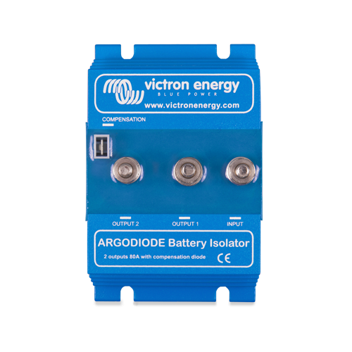 Victron Argodiode 100-3AC Battery Isolator For 3 batteries 100A Boat Caravan