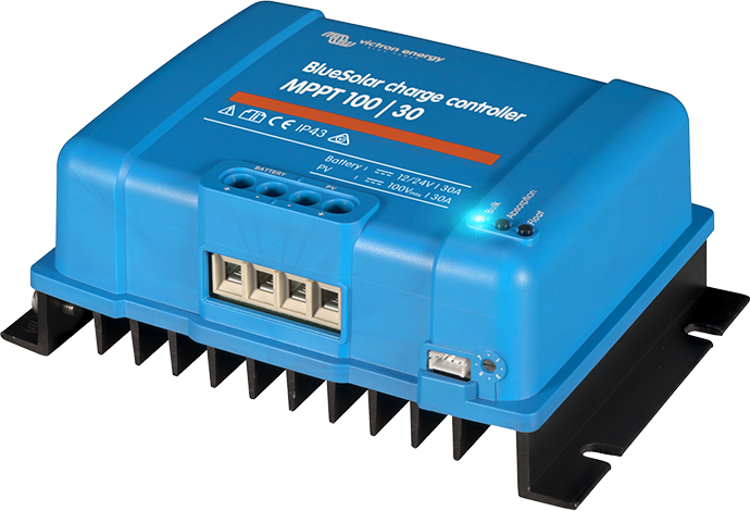 Victron Energy MPPT 100/30 BlueSolar Solar Charge Controller