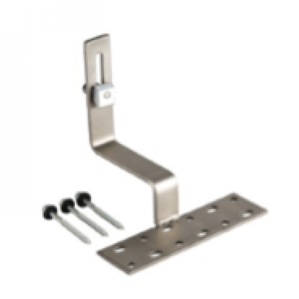 Tile Roof Bracket For Solar Panel Installation x 5