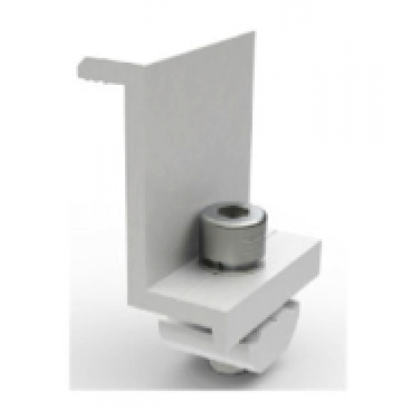 End Clamp 40mm For Solar Panel Installation x 50