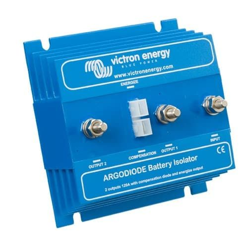 Victron Argodiode 80-2SC Battery Isolator for 2 batteries 80A Boat Caravan